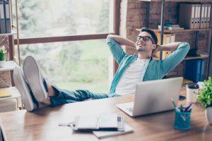 Tipps zum Gestalten des Home Office